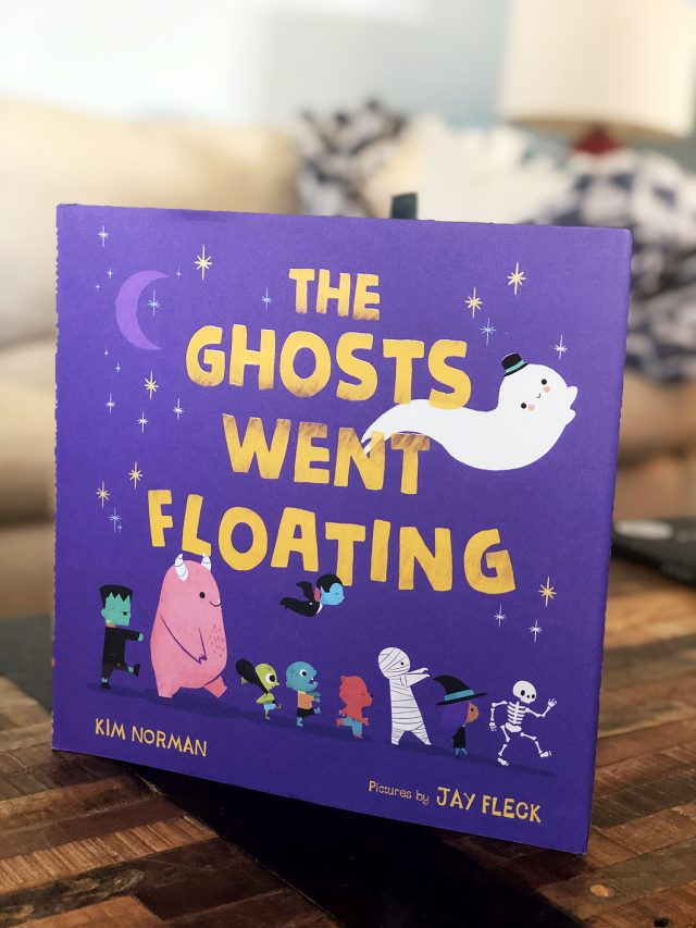 ghostsFloating