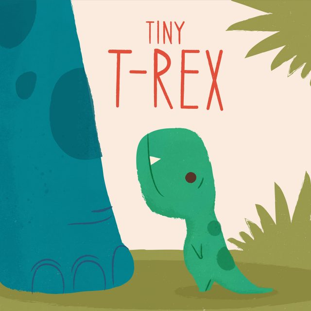 tinyTrexRides